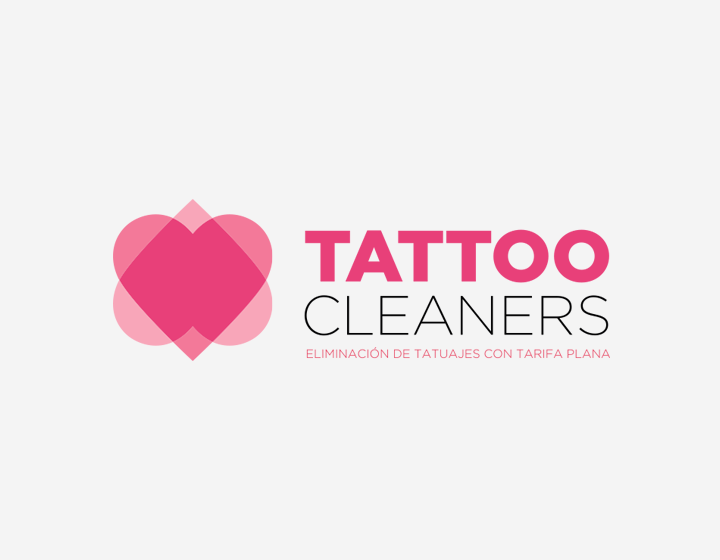 Tattoocleaners logo design