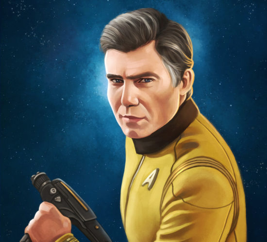 Star Trek Discovery - Captain Pike