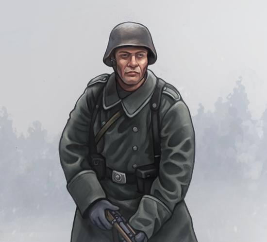 German Grenadier 1944