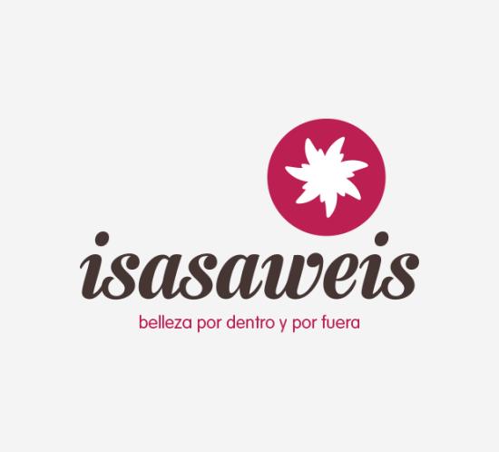 Isasaweis logo design