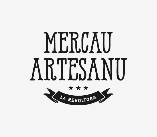 MErcau Artesanu logo desiign