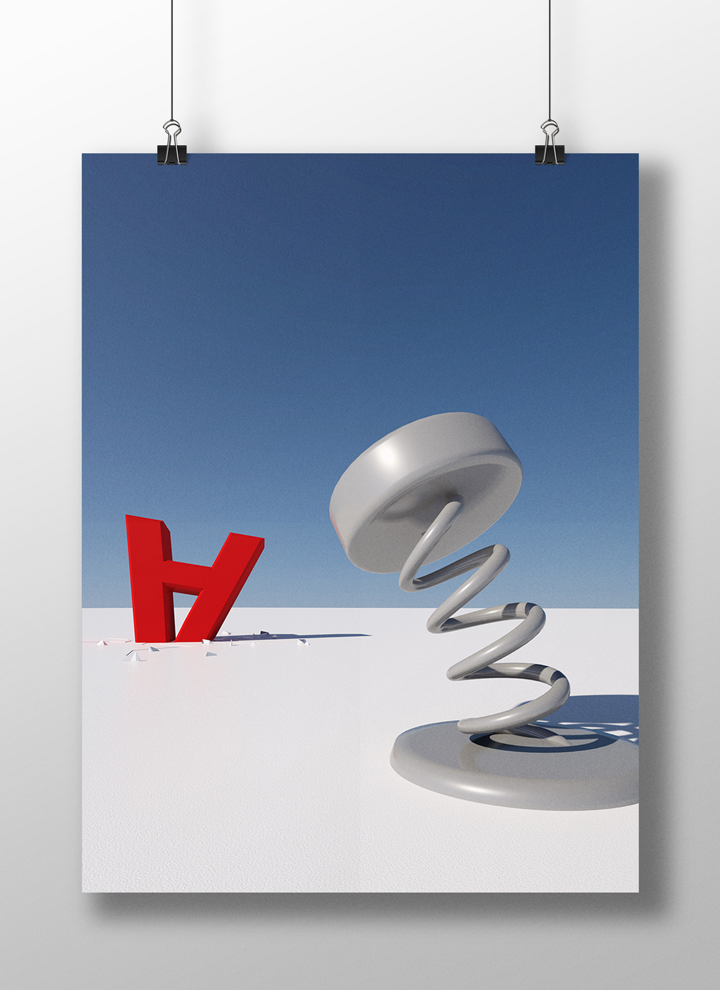 Motiva 2012 poster design