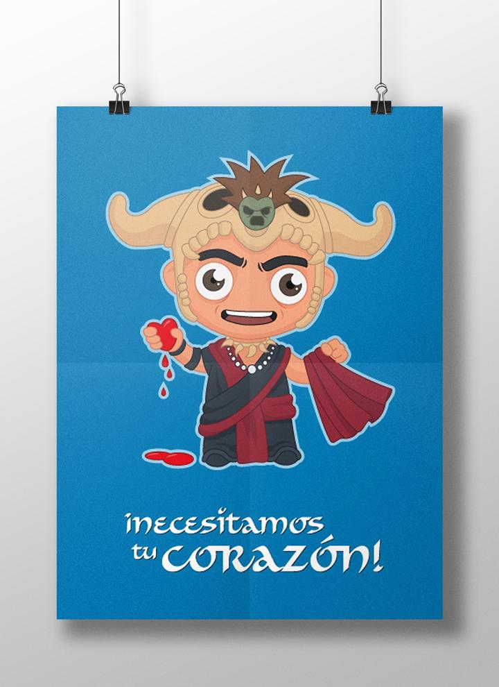 Motiva 2010 poster design
