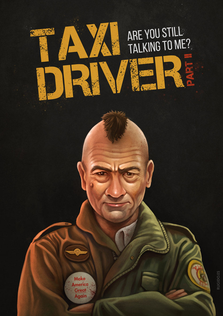 Taxi Driver 2 movie poster