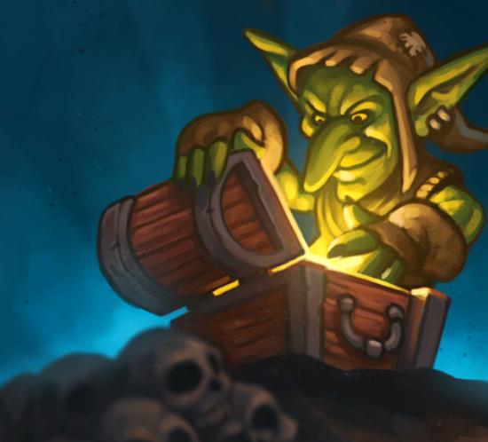 Goblin treasure hunters
